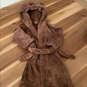 Baby GAP plush robe